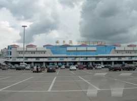 Haerbin Tai Ping international airport repair project